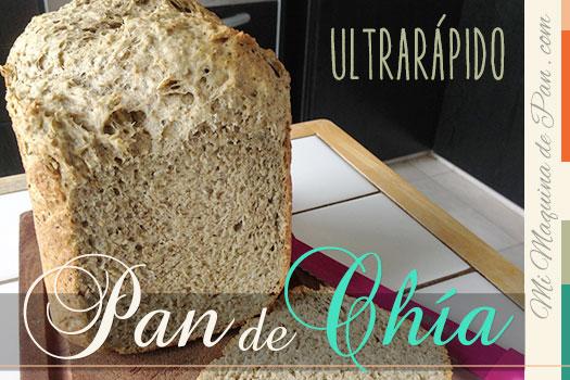 Pan de Chía en horno de pan