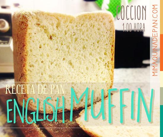 Muffin Inglés en Panificadora