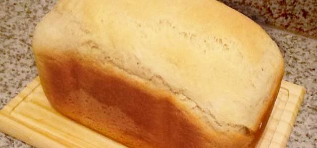 Pan integral en maquina de pan atma
