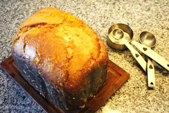 Torta Citrica con Horno de Pan