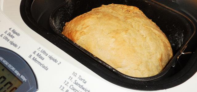 Receta de pan dulce para horno electrico atma