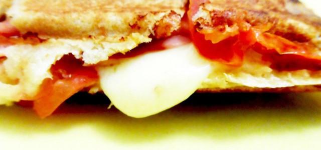 Pan para Sandwiches en horno de pan