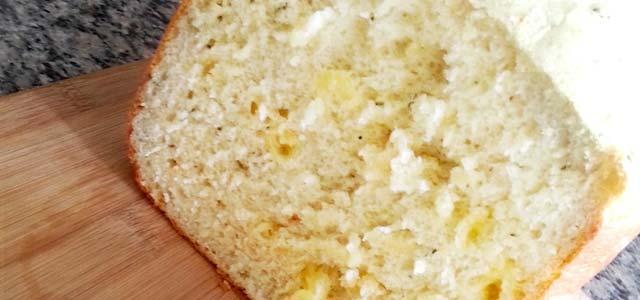 pan de queso en horno de pan