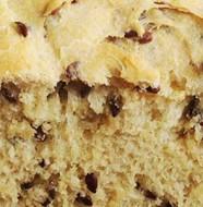 Pan rápido de lino en máquina de pan