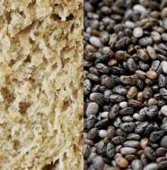 Receta de Pan de Chía Ultra Rápido en máquina de pan