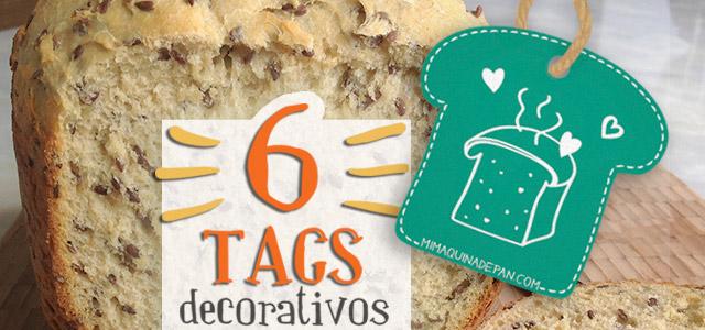Bread TAGS etiquetas para panes